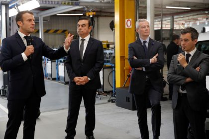 Renault-Nissan boosts French investment with new vans