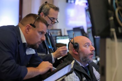 Apple, Goldman Sachs send Wall Street tumbling