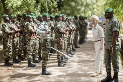 Deutschland übernimmt Kommando über EU-Ausbildungseinsatz in Mali