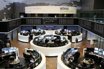 Рынки акций Европы растут на фоне надежд на деэскалацию торгового конфликта