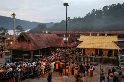 India court to review lifting of temple ban on women of menstruating age