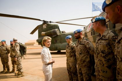 Von der Leyen - Anschlag in Mali zeigt Bedeutung von Bundeswehr-Mission