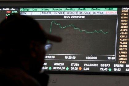 Bovespa recua guiado por Petrobras e TIM, com mercado à espera de novidades em Brasília