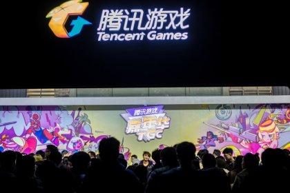 Tencent tem lucro acima das estimativas com investimentos compensando fraqueza de videogames