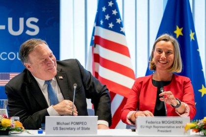 EU plan to enable non-dollar Iran trade, oil sales unraveling: diplomats