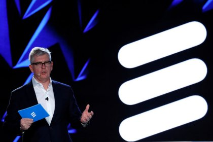 Ericsson doesn't see sales lift after security concerns hit Chinese rivals