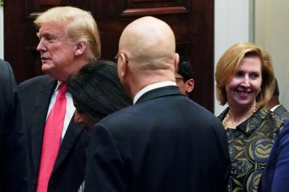 Trump aide Ricardel forced out after showdown with first lady