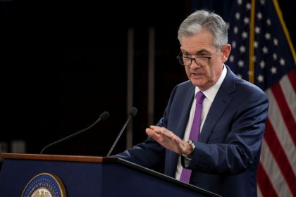 Fed's Powell: U.S. 'really strong' even with housing, other risks to watch