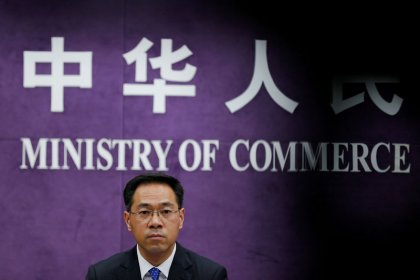 China commerce ministry says U.S., China have resumed high-level trade talks