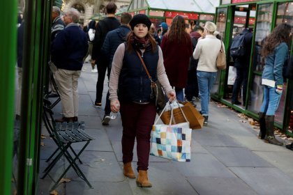 U.S. retail sales rebound, but consumer spending slowing