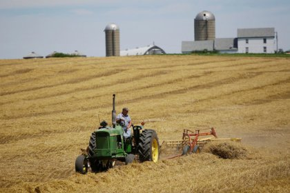 USDA says nearly $840 million in aid paid to farmers to date