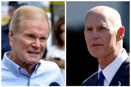 Hand recount ordered in Florida's divisive U.S. Senate race