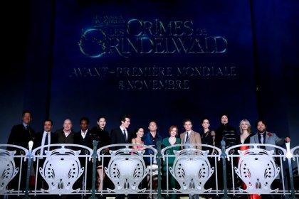"Llega a los cines la nueva película de Rowling: ""Fantastic Beasts: The Crimes of Grindelwald"""