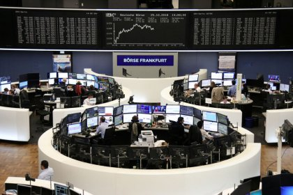 European shares bounce after Brexit bruising, Vivendi shines