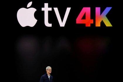 Apple faz parceria para longas-metragens com estúdio vencedor do Oscar