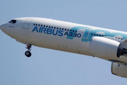 Airbus planning for 'no-deal' Brexit as 'baseline' scenario: memo