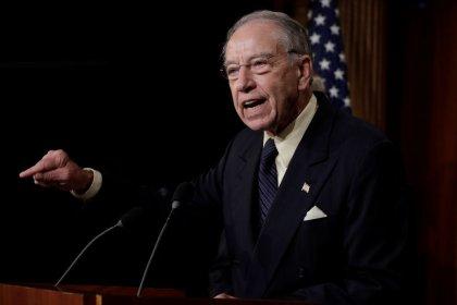 Senate Judiciary chair Grassley's move leaves key opening