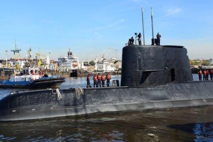 وزارة الدفاع: الغواصة الأرجنتينية المكتشفة تعرضت لانفجار داخلي