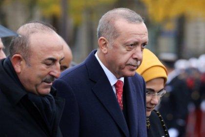 """Turkey says U.S. support for Syrian Kurdish YPG a """"big mistake"""""""