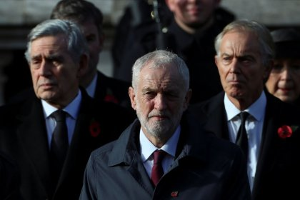 UK Labour leader Corbyn: second Brexit referendum is for future, not today