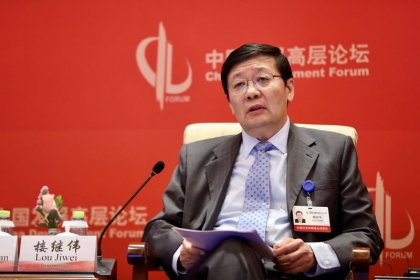 China should cut income taxes to spur growth: former finance minister