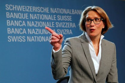 Swiss monetary policy appropriate, SNB's Maechler says