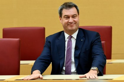 Bavarian premier Soeder to run for CSU party leadership