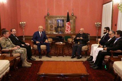 El enviado estadounidense confía en firmar la paz con los talibanes en 2019
