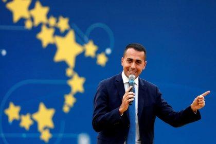 Di Maio dice que las elecciones de la UE traerán grandes cambios y vendrán bien a Italia