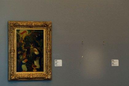 Aparece en Rumanía un Picasso robado hace seis años