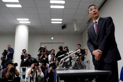 Nissan's Ghosn to be ousted over financial misconduct allegations
