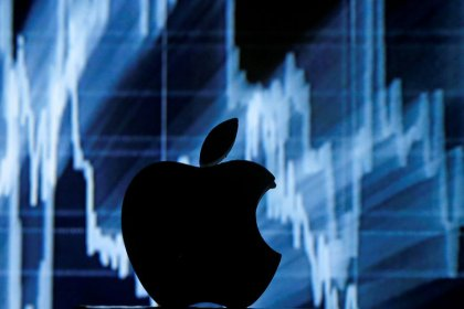 Wall Street tumbles as Apple, internet stocks swoon