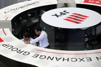 Индекс Nikkei достиг 3-недельного минимума из-за техсектора, Nissan
