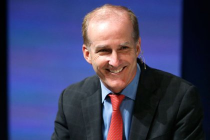 Former energy executive David Crane is on a mission to save the planet