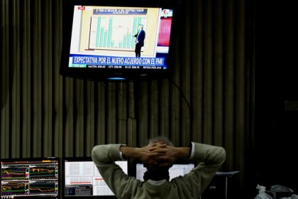 Latin American FX, stocks feel global stock rout pressure