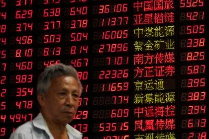 Índices chineses avançam em dia volátil após vendas generalizadas em Wall Street