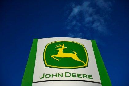 Квартальная прибыль Deere не дотянула до прогнозов из-за ослабления спроса