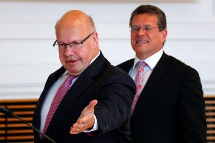 Altmaier - Beschluss zu schärferer Prüfung von Übernahmen noch 2018