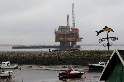 Dismantling the oil industry: rough North Sea waters test new ideas