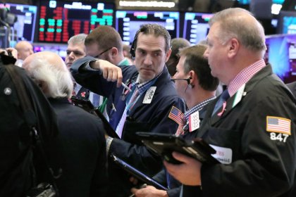 Wall Street rises on trade hopes; S&P, Nasdaq post best weeks in 7 years