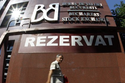 Romanian shares equal worst day on record after bank tax surprise