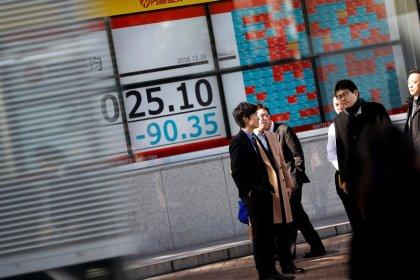 Markets suffer worst year since global financial crisis