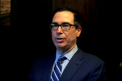 Treasury chief calls market reaction to Fed 'overblown'