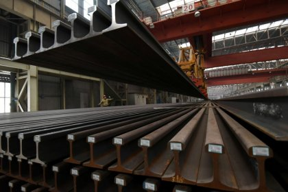 Chinese steel, iron ore rise on central bank policy, trade war deal hopes