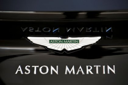 Aml Aston Martin Lagonda Global Holdings Plc Stock Investing Com