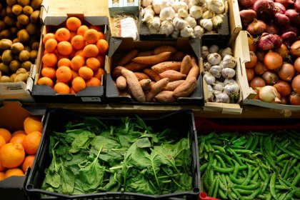 Le marché végétarien et végan a augmenté de 24% en 2018, selon un étude