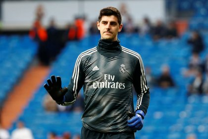 Lesão de Courtois aprofunda desfalques do Real Madrid