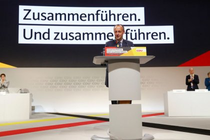 Merz erhält Rolle in CDU bei Themen Marktwirtschaft und US-Beziehungen