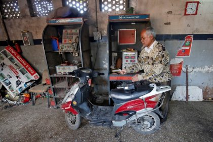 India's electric vehicle goals being realized on two wheels, not four