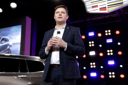 GM electric vehicle strategy last chance for Cadillac's success: executive